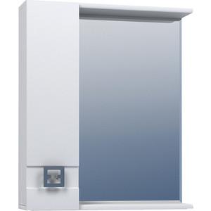 Зеркало-шкаф Mixline Квадро 75 левый (2505175332676)