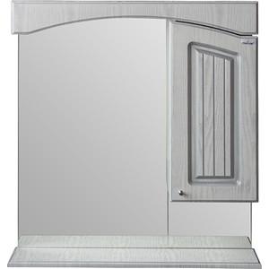 Зеркало-шкаф Mixline Крит 75 патина серебро (2405175331320)