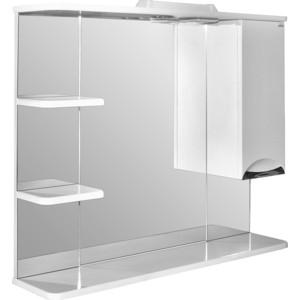 Зеркало-шкаф Mixline Этьен 90 (1705165299427) пенал mixline этьен 36 2002195390483
