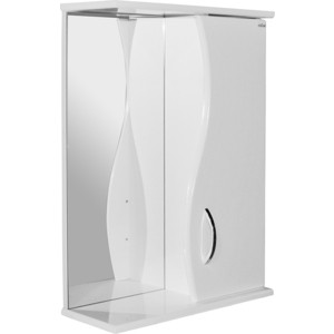 купить Зеркало-шкаф Mixline Муссон 50 правый (2231205283891) недорого