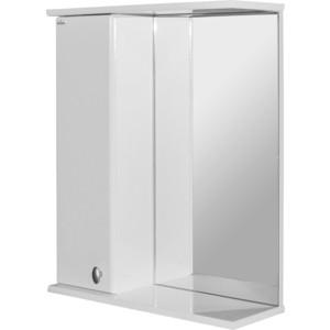 Зеркало-шкаф Mixline Норд 55 левый (2231205283877) цены онлайн