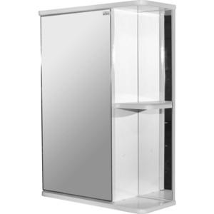 Зеркальный шкаф Mixline Стандарт 50 левый (2021205255130) цена в Москве и Питере