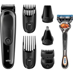 Машинка для стрижки волос Braun MGK3060+RZR
