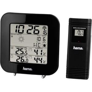 Метеостанция HAMA EWS-200 черный