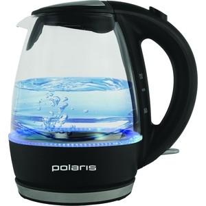Чайник электрический Polaris PWK 1076CGL черный чайник polaris pwk 1076cgl