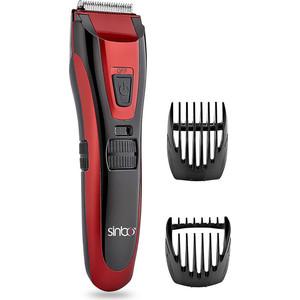 цена на Машинка для стрижки волос Sinbo SHC 4370 красный