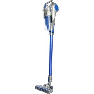 Вертикальный пылесос KITFORT KT-517-2 синий/серый