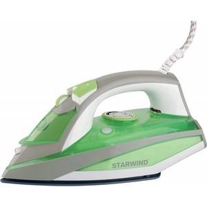 цена на Утюг StarWind SIR8925 зеленый/серый