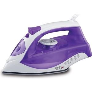 цены Утюг Sinbo SSI 6618 фиолетовый/белый