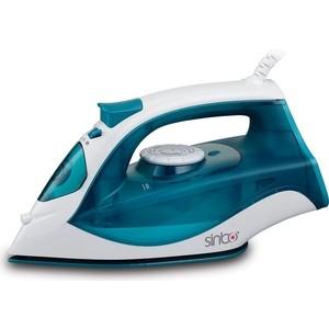 лучшая цена Утюг Sinbo SSI 6603 синий/белый