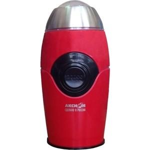 Кофемолка Аксион КМ-22 красный