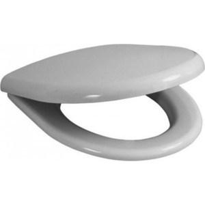 Сиденье для унитаза Jika Era Antibak с металлическими петлями, хром (8.9153.3.000.000)