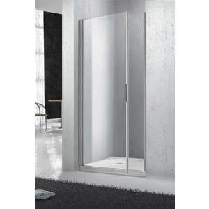 цена на Душевая дверь BelBagno SELA B-1 80 порзрачная, хром (SELA-B-1-80-C-Cr)