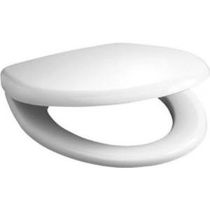 Сиденье для унитаза Jika Lyra Plus Antibak с микролифтом, пластиковые петли (8.9338.1.300.000) фото
