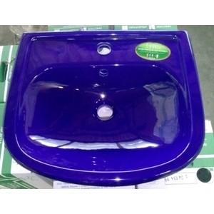 Раковина мебельная Оскольская керамика Альфана 52 синий (4631111132654) brotola синий цвет iphone 78