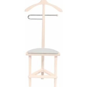 Вешалка со стулом Мебель Импэкс Leset Атланта слоновая кость