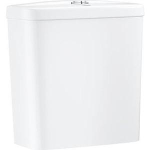 Бачок для унитаза Grohe Bau Ceramic подключение воды снизу, 3/6 л (39436000)
