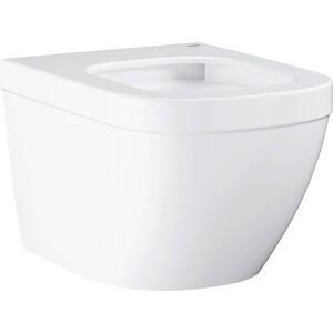 Унитаз подвесной 49 см Grohe Euro Ceramic (39206000) рукомойник grohe euro ceramic 37 39327000