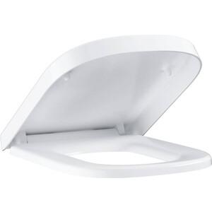 Сиденье для унитаза Grohe Euro Ceramic с микролифтом, быстросъемное (39330001) крышка сиденье для унитаза grohe euro ceramic 39493000