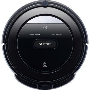 Купить со скидкой Робот-пылесос KITFORT КТ-516