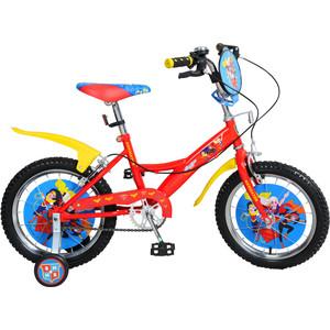 все цены на Велосипед 2-х колесный Navigator Super Hero Girls Колёса 16 ВН16113 онлайн