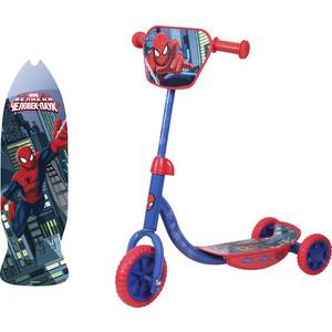 Самокат 3-х колесный 1Toy Disney Человек-Паук Т58466