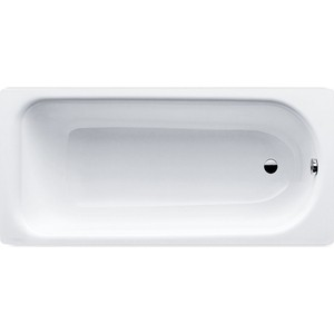 Ванна стальная Kaldewei Eurowa 309-1 140x70 см (119512030001) стальная ванна kaldewei eurowa 309 1 140x70 см 119512030001