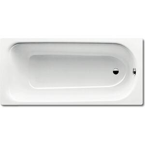 Стальная ванна Kaldewei Eurowa 312-1 170x70 см, с ножками стальная ванна 150x70 см kaldewei eurowa 310 1