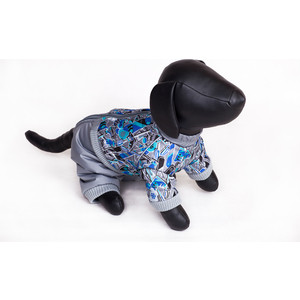 Комбинезон Зоофортуна теплый 30см для собак мальчиков (12347730)