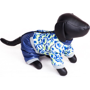 Комбинезон Зоофортуна теплый 35см для собак мальчиков (12357735)