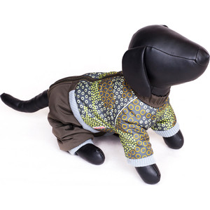 Комбинезон Зоофортуна теплый 35см для собак мальчиков (12367735)