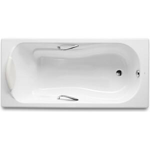Чугунная ванна Roca Haiti 170x80 с ручками и ножками tarmo jõeveer minu haiti isbn 9789949479399