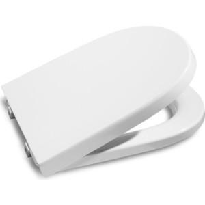 Сиденье для унитаза Roca Meridian Compact с микролифтом (8012AC004) roca meridian бачок для унитаза compact двойной слив белый 341242000