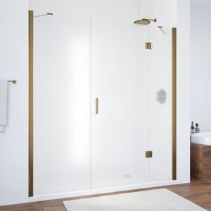 Душевая дверь Vegas Glass AFP-F 160 сатин, бронза, правая (AFP-F 160 05 10 R) цена