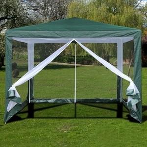 Садовый шатер Afina garden AFM-1040NA green