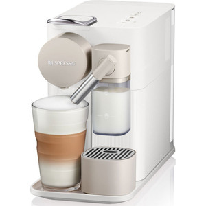 Капсульная кофемашина Nespresso DeLonghi Lattissima One EN 500.W