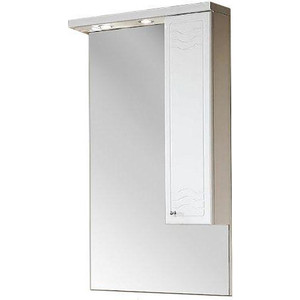 Зеркало-шкаф Акватон Домус 65 правый (1A008202DO01R) фото