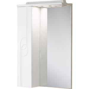 Зеркало-шкаф Акватон Панда 50 левое (1A007402PD01L)