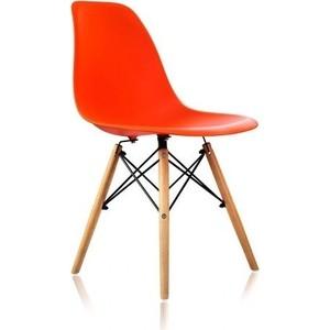Стул для посетителя Хорошие кресла Eames orange