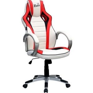 Кресло Хорошие кресла GK-0202 экокожа white