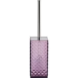 Ершик для унитаза Swensa Raris фиолет, пластик (SWP-0660VL-E)