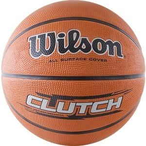 Мяч баскетбольный Wilson Clutch (WTB1434XB) р.7 все цены