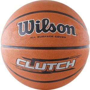 все цены на Мяч баскетбольный Wilson Clutch (WTB1434XB) р.7 онлайн