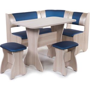Набор мебели для кухни Бител Тюльпан - комби (ясень терра эффект-114 + С-101 ясень) цена и фото
