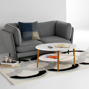 Стол журнальный Калифорния мебель Эль СЖ-01 белый стол журнальный калифорния мебель эллипс сж 01 орех