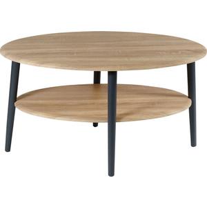 Стол журнальный Калифорния мебель Эль СЖ-01 дуб сонома