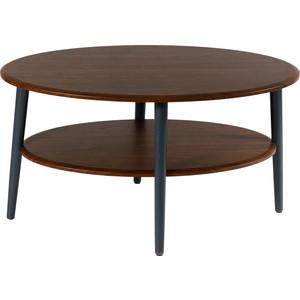 Стол журнальный Калифорния мебель Эль СЖ-01 орех стол журнальный калифорния мебель эллипс сж 01 орех