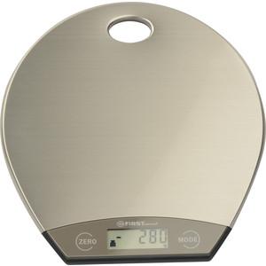 лучшая цена Весы кухонные FIRST FA-6403-1 Silver