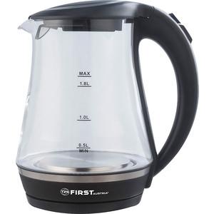 Чайник электрический FIRST FA-5405-1 Black цена и фото