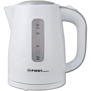 Чайник электрический FIRST FA-5426-4 White цена